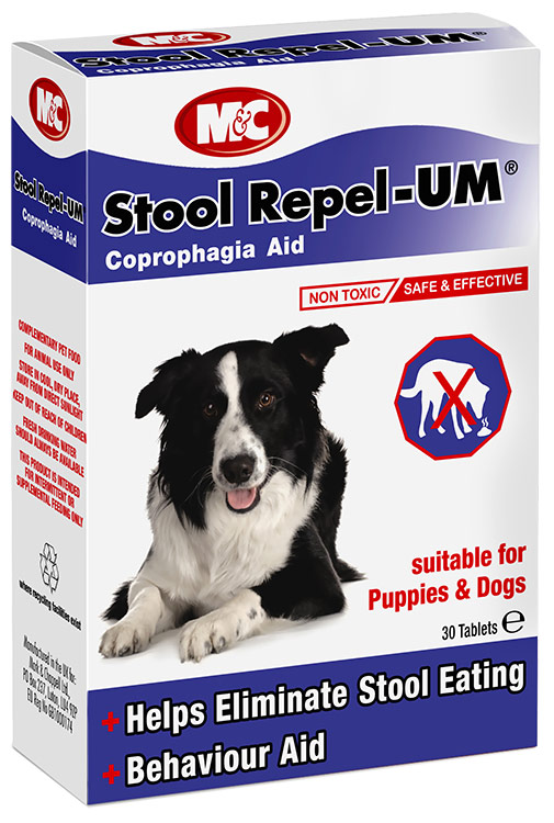 Mark & Chappell  Stool Repel-UM (30 tablets)