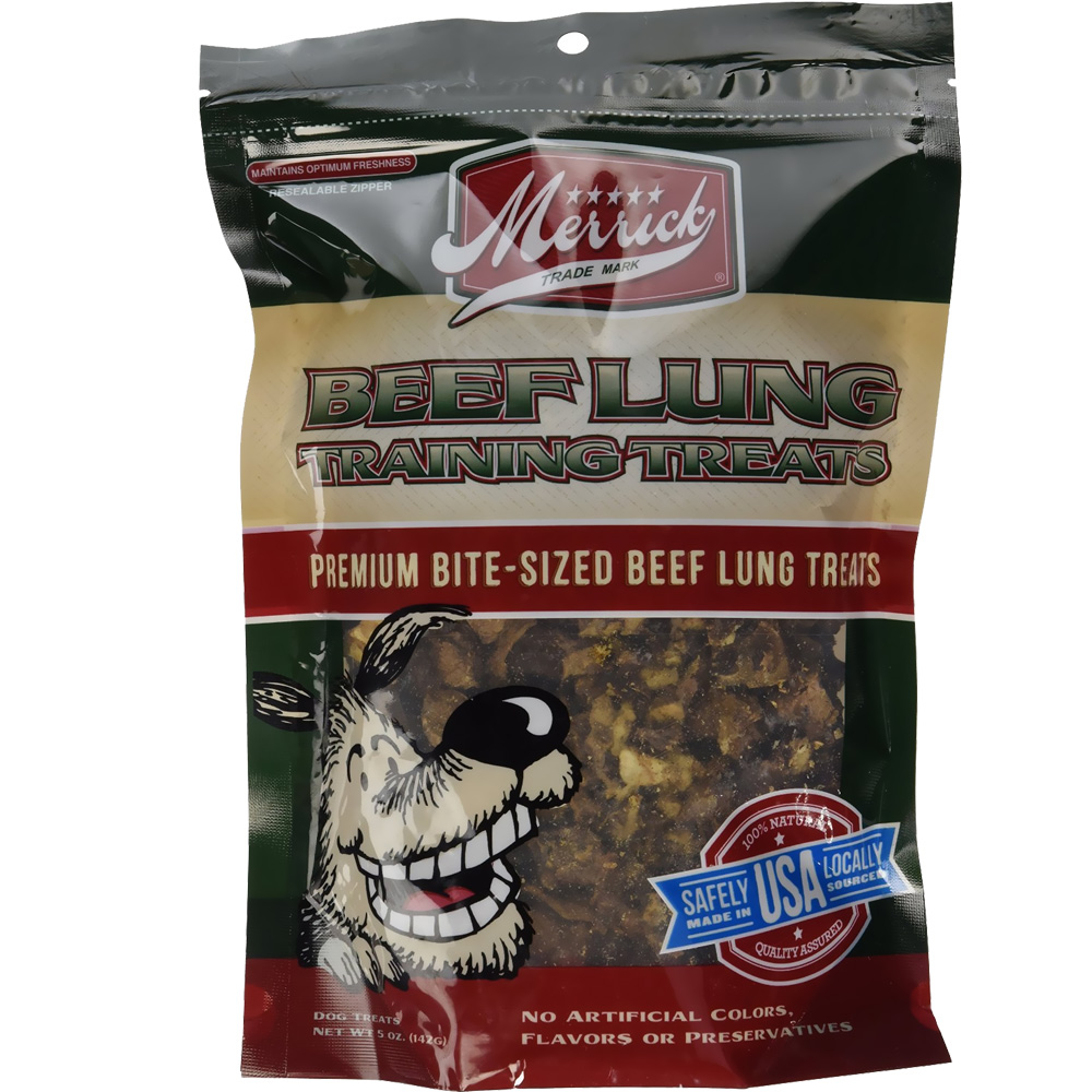 Merrick Beef Training Treats (5 oz)