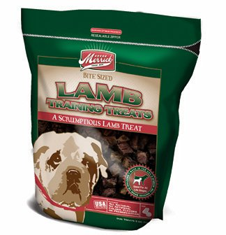 Merrick's Lamb Training Treats (4.5 oz)