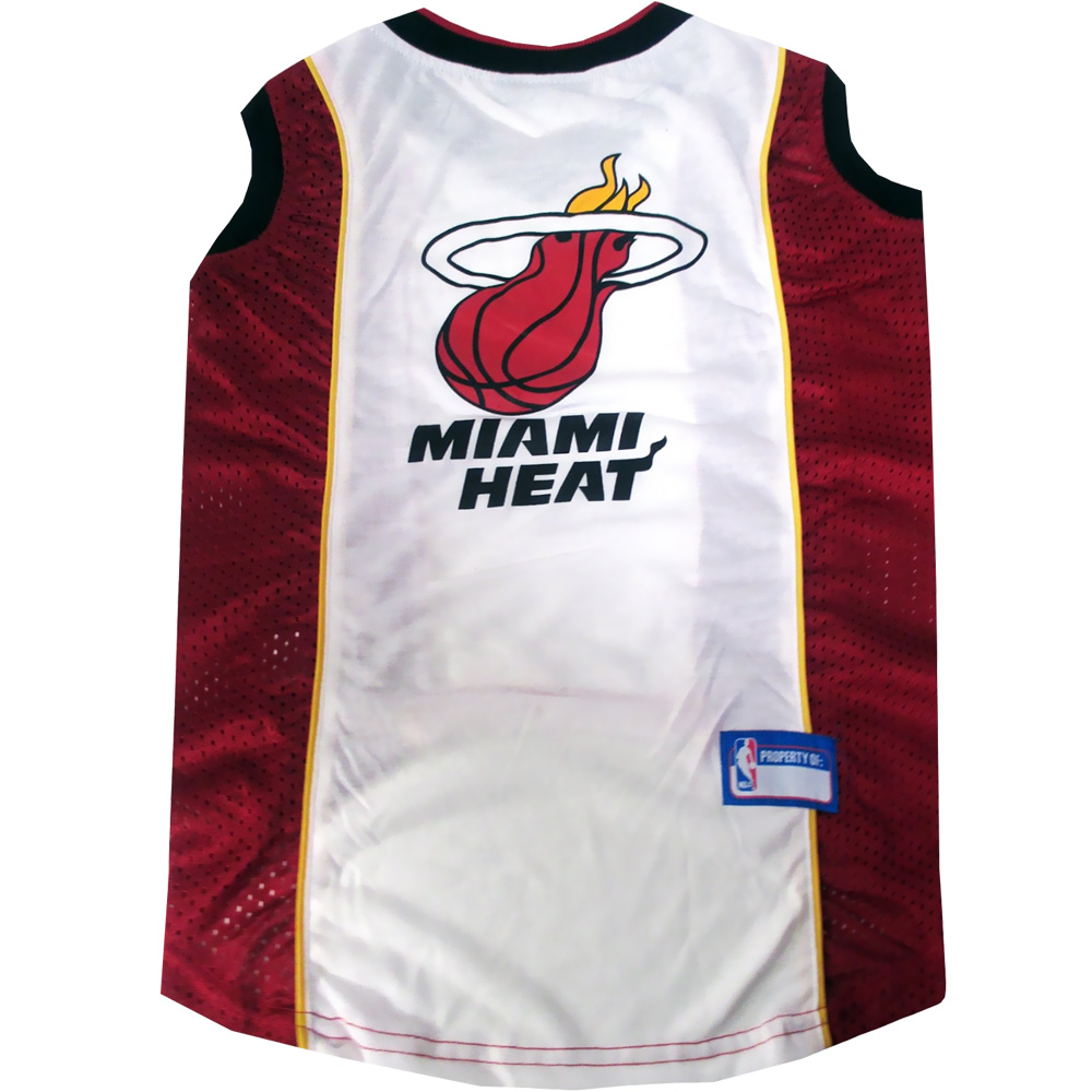 Miami Heat Dog Jerseys