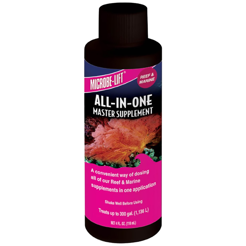 Microbe-Lift All in One Reef & Marine (4 oz)