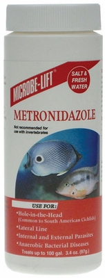 Microbe-Lift Metronidazole Powder (3.5 oz)