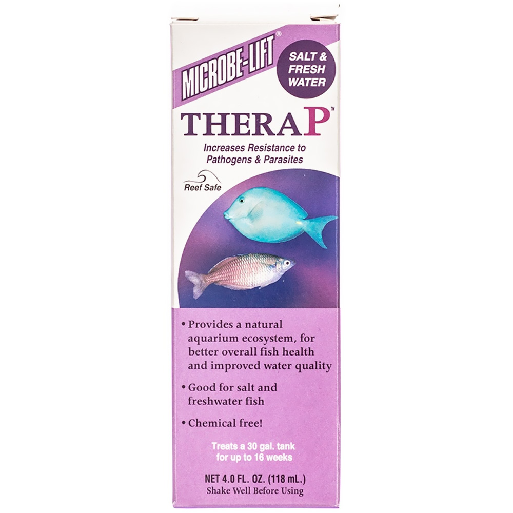 Microbe-Lift TheraP Salt & Fresh Water (4 oz)
