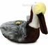 Migrators Plush Hunting and Migrating Bird PELICAN
