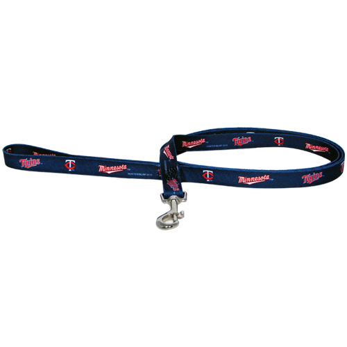 Minnesota Twins Dog Collars & Leashes