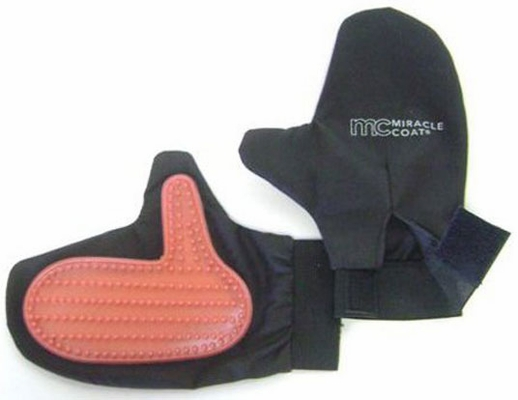 Miracle Care Grooming Mitt for Dogs