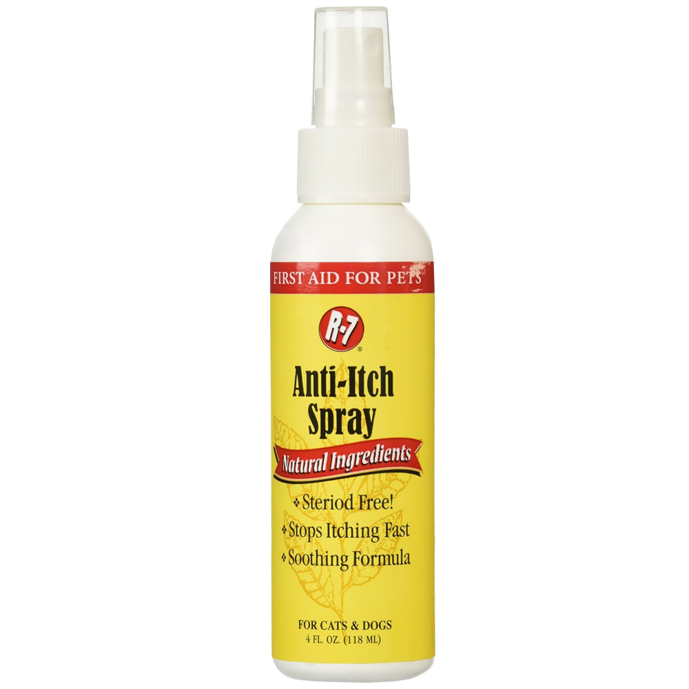 Miracle Care R-7 Anti-Itch Spray (4 oz)
