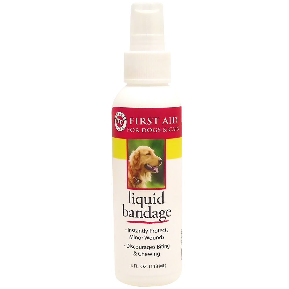 Miracle Care R-7 Liquid Bandage Spray (4 oz)