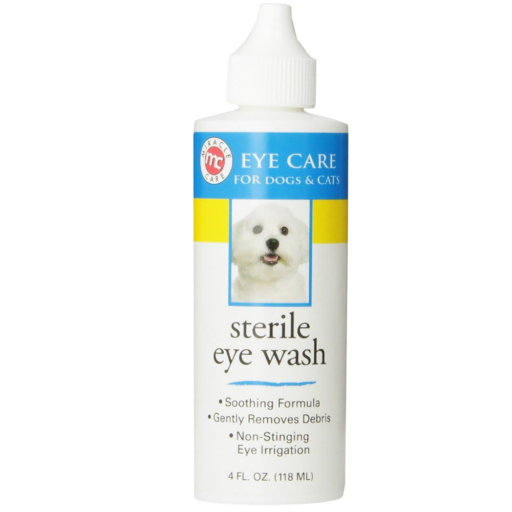 Miracle Care R-7 Sterile Eye Wash (4 oz)