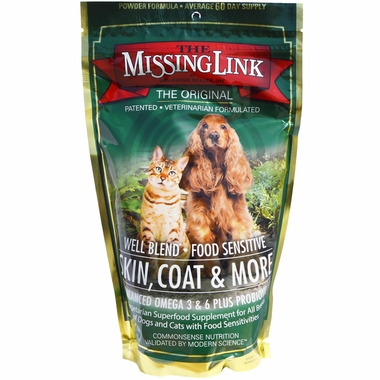 Missing Link - The Original Skin & Coat for Dogs and Cats (1 lb.)