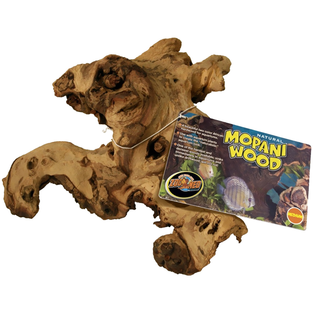 Mopani Wood - Aquarium Tag 10-12