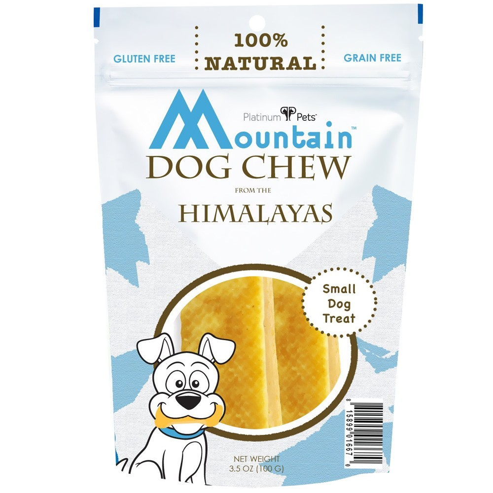 Mountain Dog Chews from the Himalayas