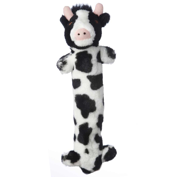 MultiPet Look Who�s Talking Loofa Cow (12 inches)