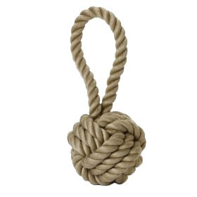 "Multipet Nuts for Knots Tug (6"") (Assorted)"
