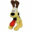 Multipet Odie Plush Dog Toy - 8""