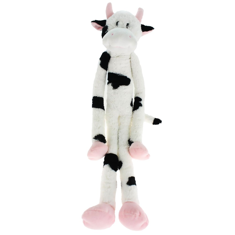 Multipet Swingin Slevins Plush Dog Toy