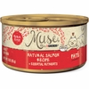 Muse® Natural Salmon Cat Food Pate - Single