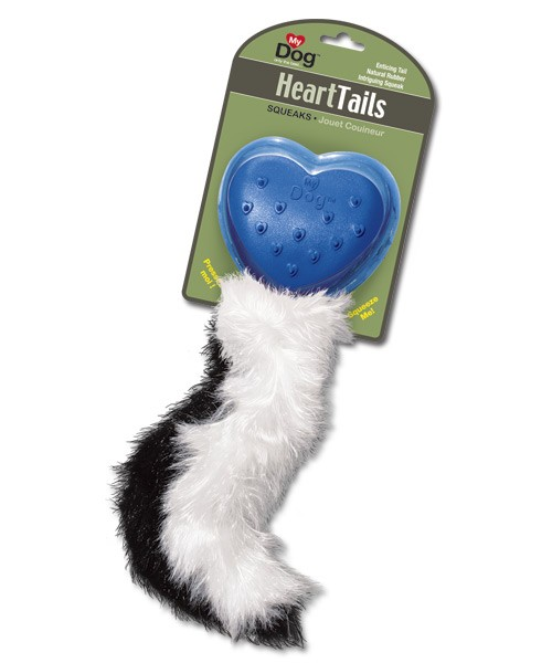 My Dog Hearttails Skunk - Large