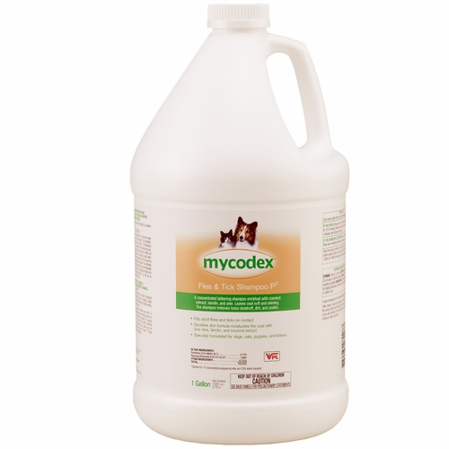 Mycodex Flea & Tick Shampoo P3 (1 Gallon)
