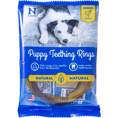 N-Bone Puppy Teething Ring