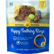 N-Bone Puppy Teething Ring Chicken Flavor - 3 Pack (3.6 oz)