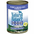 Natural Balance Limited Ingredient Diets - Rabbit & Brown Rice (13 oz Can)