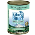 Natural Balance® Limited Ingredient Diets® - Chicken & Sweet Potato (13 oz Can)