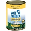 Natural Balance® Limited Ingredient Diets® - Duck & Potato (13 oz Can)
