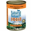 Natural Balance® Limited Ingredient Diets® - Sweet Potato & Fish (13 oz Can)