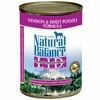 Natural Balance® Limited Ingredient Diets® - Venison & Sweet Potato (13 oz Can)