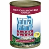 Natural Balance® Limited Ingredient Diets® - Wild Boar & Brown Rice (13 oz Can)