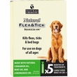 Natural Chemistry Natural Flea & Tick Squeeze-On for Dogs Over 50 lbs (5 months)