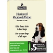Natural Chemistry® Natural Flea & Tick Squeeze-On for Dogs 25-50 lbs (5 months)