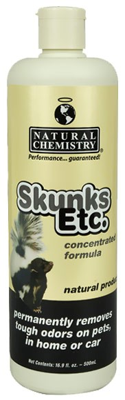 Natural Chemistry Skunks, Etc.