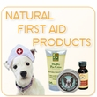 Natural First Aid Products