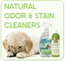Natural Odor & Stain Cleaners