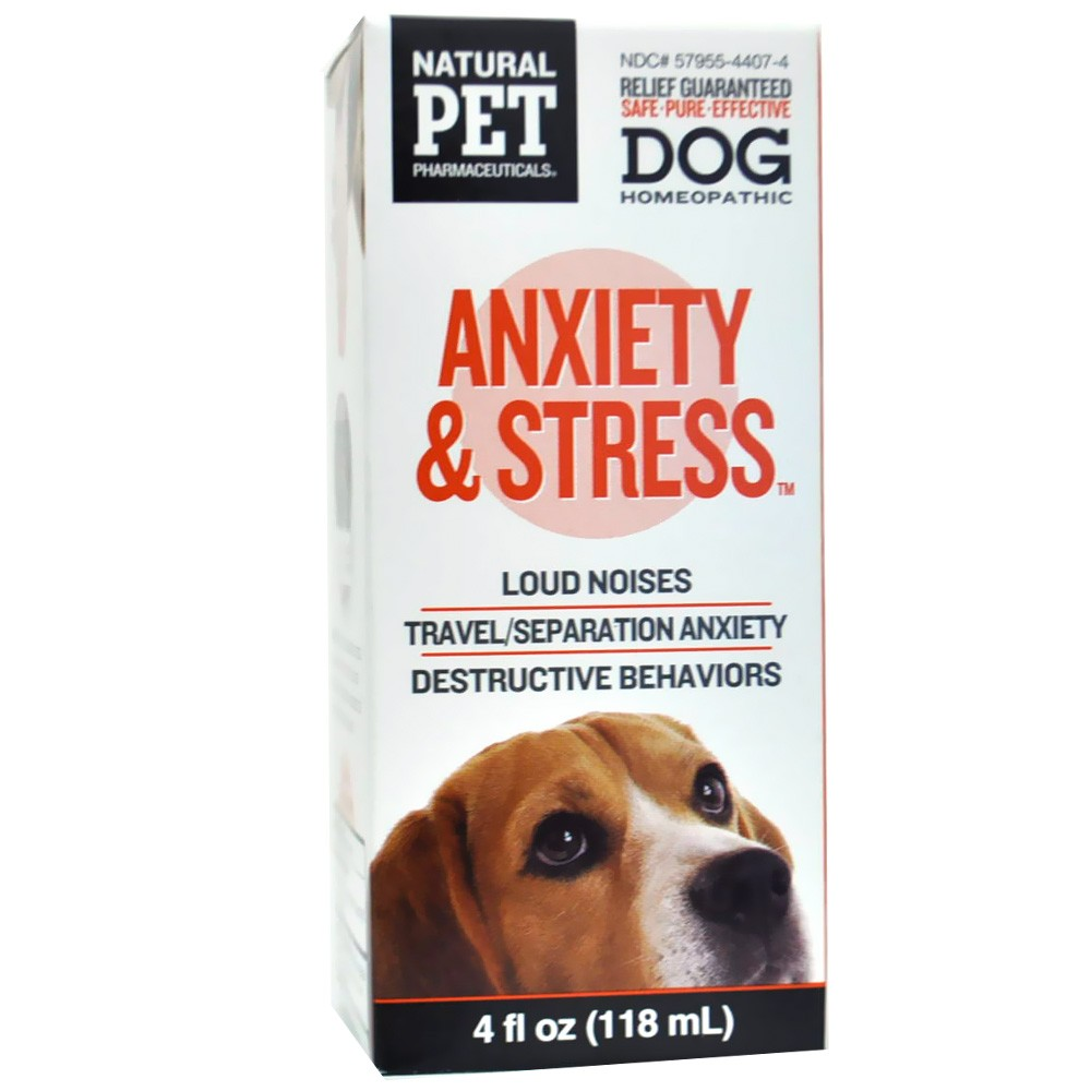 Natural Pet Anxiety & Stress for Dogs