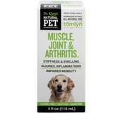 Natural Pet Pharmaceuticals Muscle, Joint & Arthritis Reliever for Dogs (4 oz)