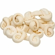 "Natural Safety-Knot Rawhide Bone 4"" (16 oz)"