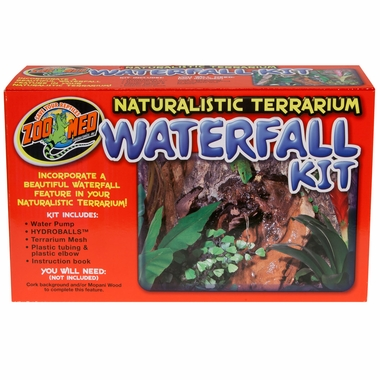 Naturalistic Terrarium Waterfall Kit
