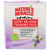 Nature's Miracle Scented Release Training Pads - Tropical Bloom Scent (50 count)