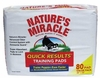 "Natures Miracle Quick Results Training Pads 22"" x 23"" (80 pads)"