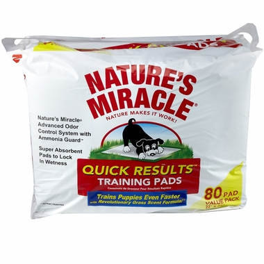 Natures Miracle Quick Results Training Pads 22