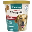 NaturVet Allergy Aid Plus Antioxidants (70 Soft Chews)