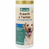 NaturVet Breath & Tartar (90 chewable tablets)
