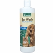 NaturVet Ear Wash with Tea Tree Oil (16 oz.)