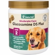 NaturVet Glucosamine DS Plus MSM Large Breed - Stage 2 Joint Care (Soft Chews)