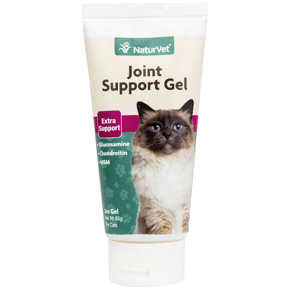 NaturVet Joint Support Gel for Cats (3 oz)