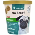 NaturVet No Scoot Plus Pumpkin (60 Soft Chews)
