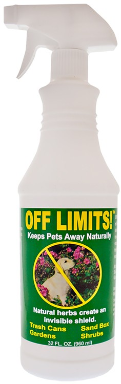 NaturVet Off Limits Spray